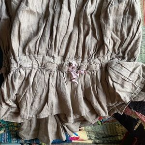 RARE Vintage Magnolia Pearl euro linen bloomers
